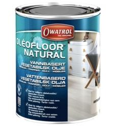 Owatrol OLEOFLOOR olej do drewna na podłogi 5L