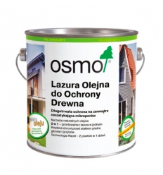 OSMO 700 lazura olejna ochrona drewna sosna 0.125