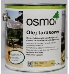 OSMO 007 Olej do tarasów...
