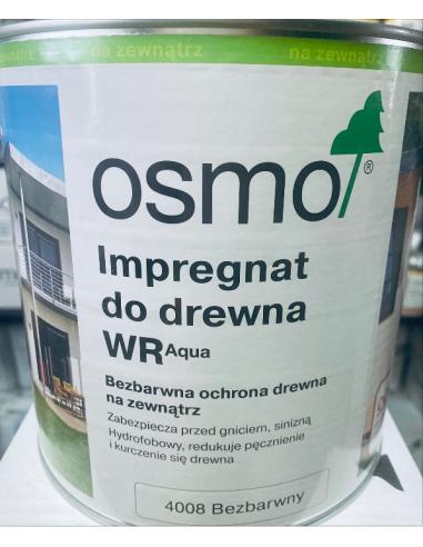 OSMO 4008 IMPREGNAT DO DREWNA WR AQUA...