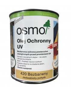 OSMO olej Ochronny UV 420...