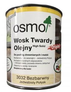 OSMO 3032 Wosk Twardy...