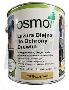 OSMO 701 Lazura Olejna do...