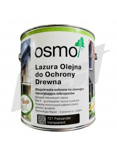 OSMO 727 Lazura Olejna do...