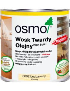 OSMO 3062 Wosk Twardy...